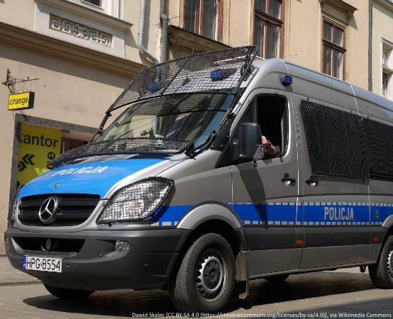 Policja Pruszków: Pijany spowodował kolizję