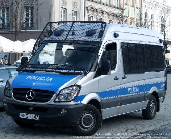 Policja Pruszków: Robił zakupy używając cudzej karty płatniczej