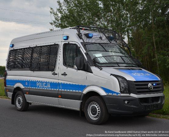 Policja Pruszków: Zatrzymany za kradzież piły spalinowej