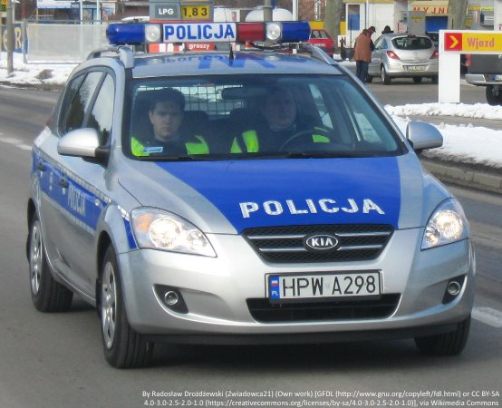 Policja Pruszków: Okradał pracodawcę, usłyszał zarzuty