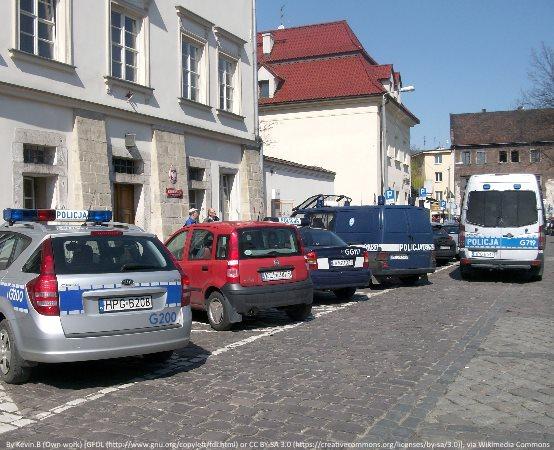 Policja Pruszków: Kolizja i nietrzeźwy kierujący