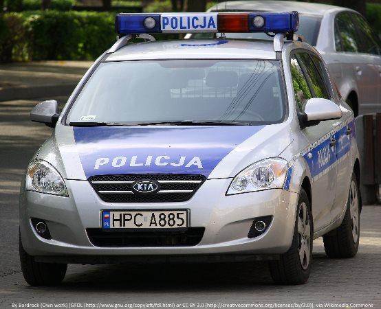 Policja Pruszków: Odpowie za kradzież ubrań