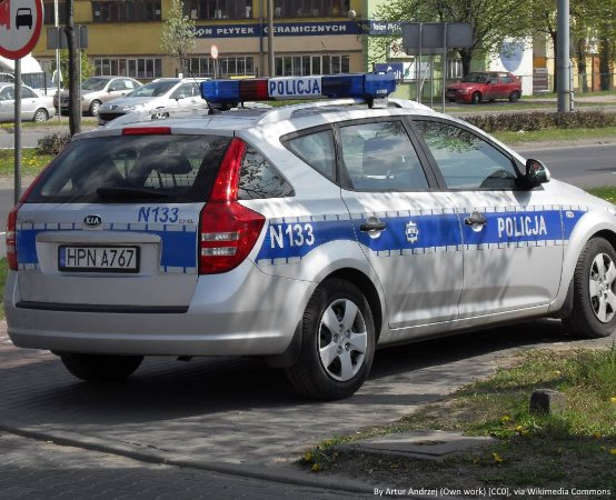 Policja Pruszków: Narkotyki ukryte w żyrandolu