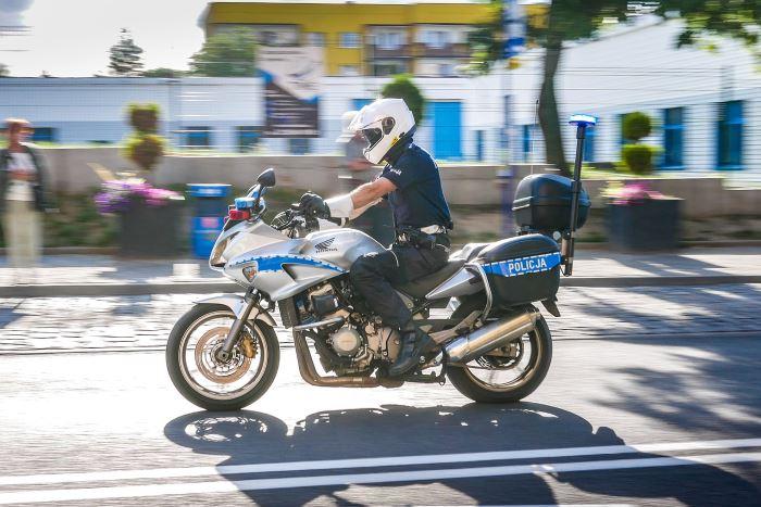 Policja Pruszków: Mama w mundurze