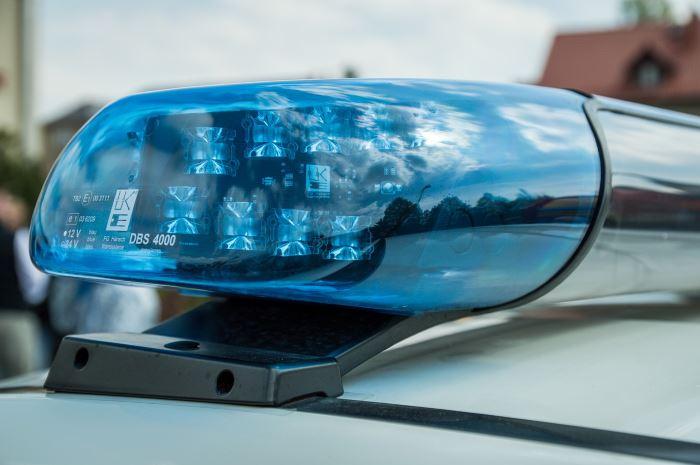 Policja Pruszków: Nietrzeźwy spowodował kolizję