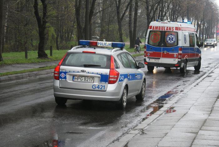 Policja Pruszków: Dwa miesiące aresztu za usiłowanie włamania