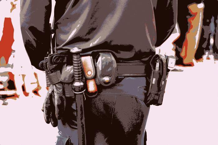 Policja Pruszków: Narkotyki w torebce